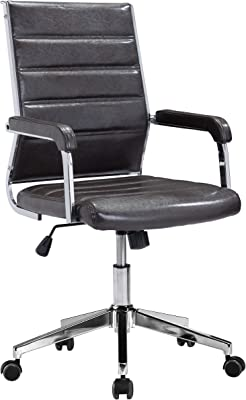 Liderato Office Chair Brown