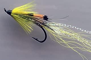 yellow salmon flies