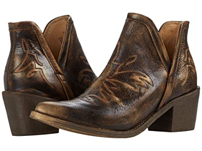 Corral Boots Q0175 (Brown) Women