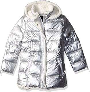 Best dkny quilted jacket with detachable hood Reviews