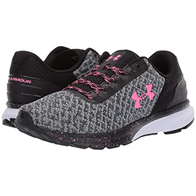 Under Armour UA Charged Escape 2 (Black/White/Mojo Pink) Women