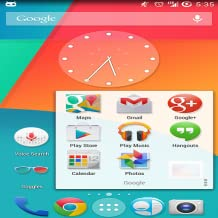 kitkat hd launcher theme