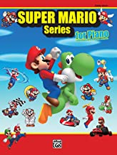 Super Mario Series for Piano: Intermediate/Advanced Piano Solos