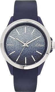 s.Oliver Reloj analógico de Cuarzo para Mujer.