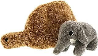 Stuffed elephant & snake, softly The Little Prince (japan import)