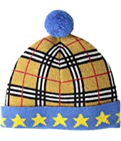 Burberry Kids - Check Hat (Little Kids/Big Kids)
