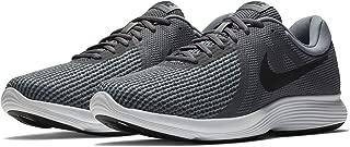 Men's Revolution 4 Running Shoe, Dark Grey/Black-Cool Grey/White, 13 Regular US