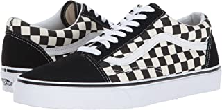 Old Skool Unisex Adults' Low-Top Trainers Black/White