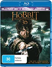 The Hobbit: The Battle of the Five Armies (3D  Blu-ray/Blu-ray/UV)