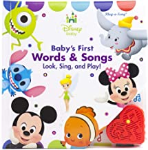 Disney Baby Mickey, Minnie, Lion King, and More! - Baby's First Words & Songs Look, Sing, and Play! - PI Kids