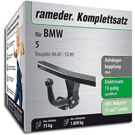 Rameder Komplettsatz Anhängerkupplung Starr 13pol Elektrik Für Kia Sportage Ii 116587 05394 1 Auto