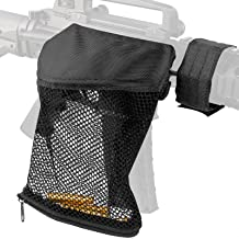 Feyachi Brass Shell Catcher, Tactical Cartridge Nylon Mesh Collector Casing Catcher for Rifle Range Shooting