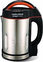 Morphy Richards Robot mixeur SoupMaker 48822 Blender chauffant/Robot à soupe acier inoxydable