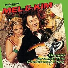 mel and kim rockin around the christmas tree