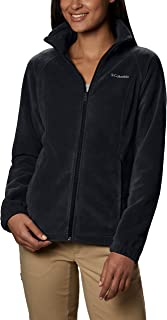 Columbia Women's Benton Springs Full Zip Jacket, Soft...