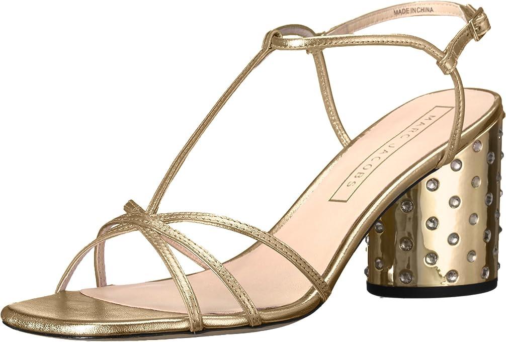 Marc Jacobs Womens Sheena Strap Sandal