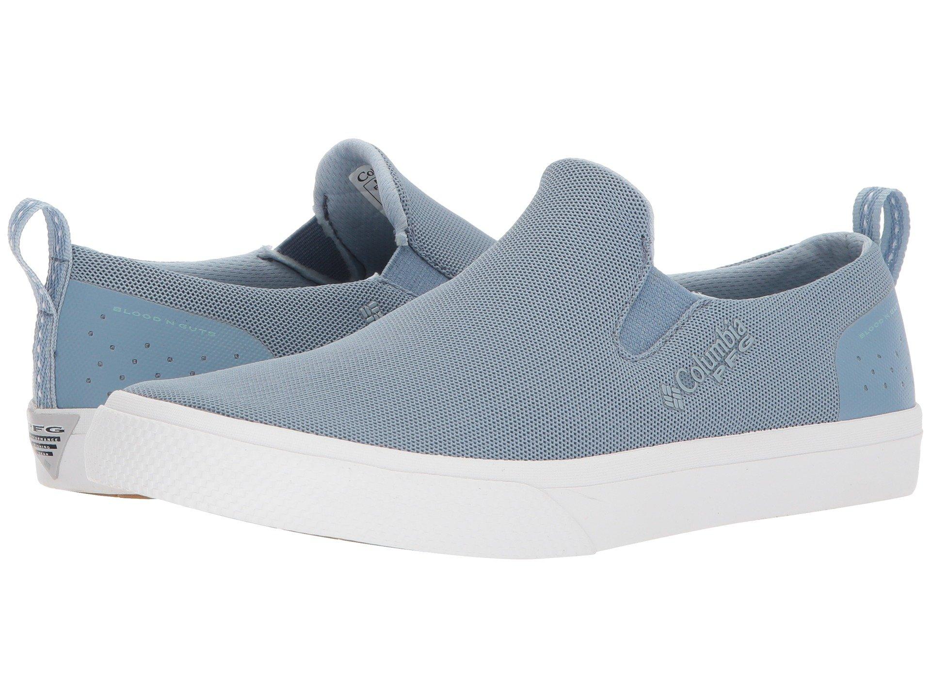 Boat Shoes para Mujer Columbia Dorado Slip PFG  + Columbia en VeoyCompro.net