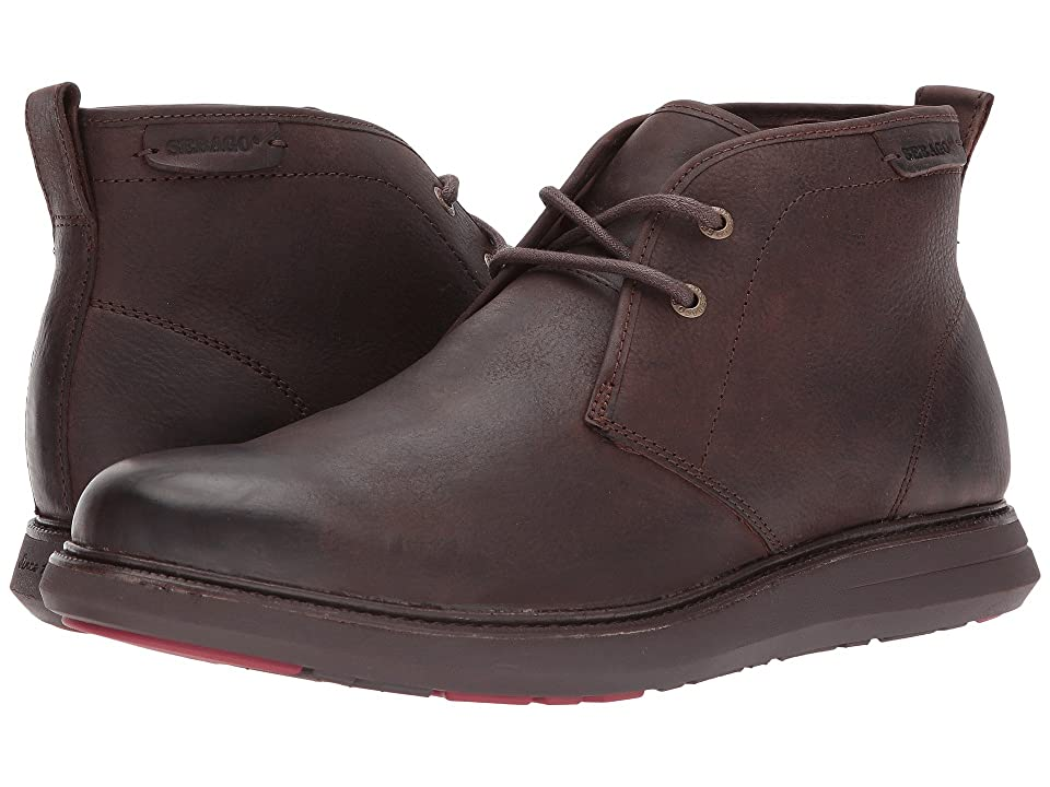 Sebago Smyth Chukka (Dark Brown Leather) Men