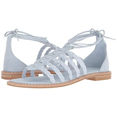 Right Bank Shoe Cotm Babe Sandal (Blue) Women