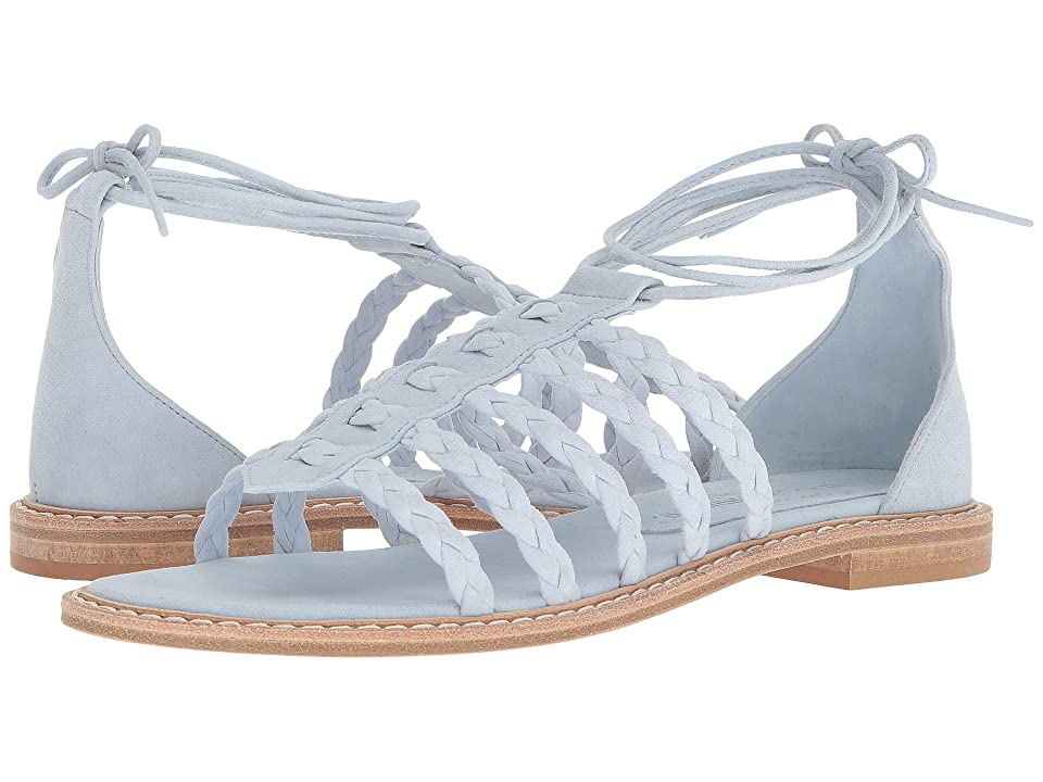 Right Bank Shoe Cotm Babe Sandal (Blue) Women