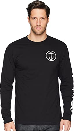 Typewriter Long Sleeve Tee