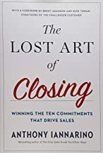 Lost Art Of Closing, The