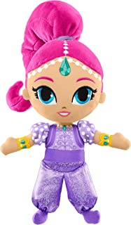 Fisher-Price Nickelodeon Shimmer & Shine, Zahramay Plush Friends, Shimmer (FLY19)