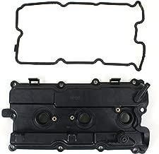 Brand New FVC120 Valve Cover, Valve Cover Gasket, & Spark Plug Tube Seals (Right - Passenger Side) For Infiniti & Nissan 3.5L (3498cc) V6 Engine Code VQ35DE 2003-07 Murano