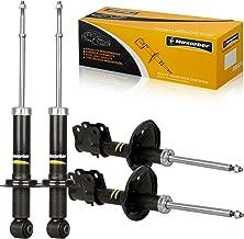 Maxorber Full Set Shocks Struts Absorber Kit Compatible with Mitsubishi Lancer ES 2002 2003 2004 2005 Shock Absorber