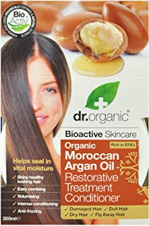 Argan Oil Restorative Treatment Conditioned by Dr.Organic, 200ml