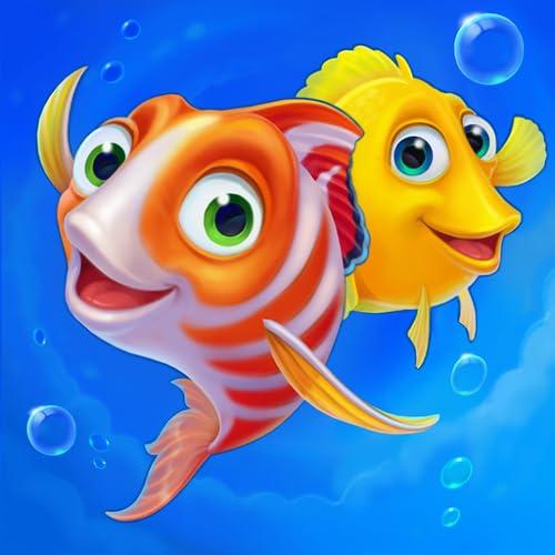 Sea Merge! - Fish Aquarium Game & Underwater Adventure Merging Puzzle Games