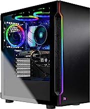کامپیوتر رومیزی مخصوص بازی  SkyTech Shadow 3.0 , سی پی یو Ryzen 7 3700X 8-Core 3.6GHz،کارت گرافیک  RTX 3060 12 GB، حافظه 1TB SSD،رم 16 GB DDR4 3000، مادر بورد B550 MB، RGB Fans، AC WiFi، 600W Gold PSU، Windows 10 Home 64-bit , سیاه رنگ