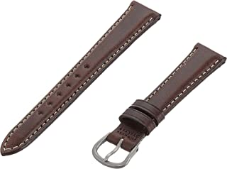 Momentum ZC-14PAL DK BROWN 14mm Palamino Leather Calfskin Brown Watch Strap