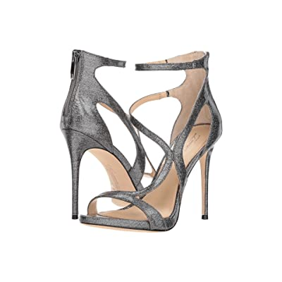Vince Camuto Demet (Anthracite Orion Leather) High Heels