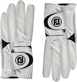 WeatherSof Regular Left Golf Gloves 2-Pack