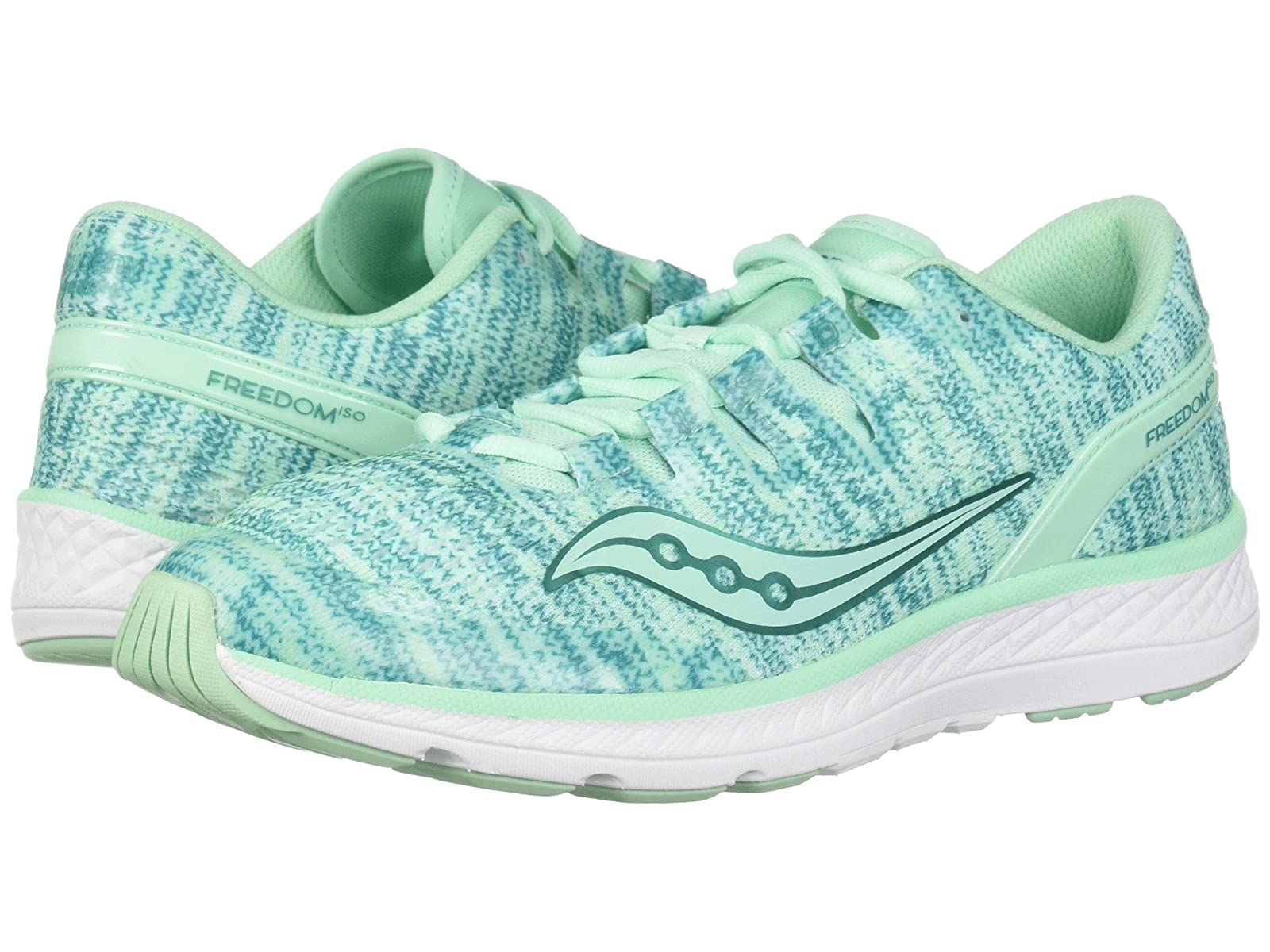 Saucony Kids Freedom ISO (Little Kid/Big Kid)Atmospheric grades have affordable shoes