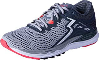 361 Degrees Sensation 3 - Womens Structured Running Shoe Women's Running Shoes, Sleet/Ebony