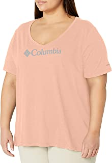 Columbia womens Mount Rose Relaxed Tee T-Shirt