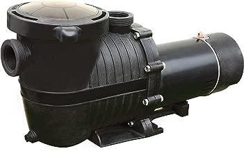 FlowXtreme NE4518 Pro In Ground Pool Pump, 5280 GPH/1.5HP, Black