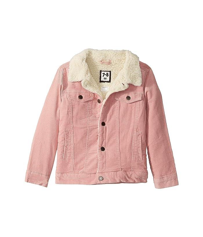 Little Kids Cotton On Girls Jamie Cord Jacket