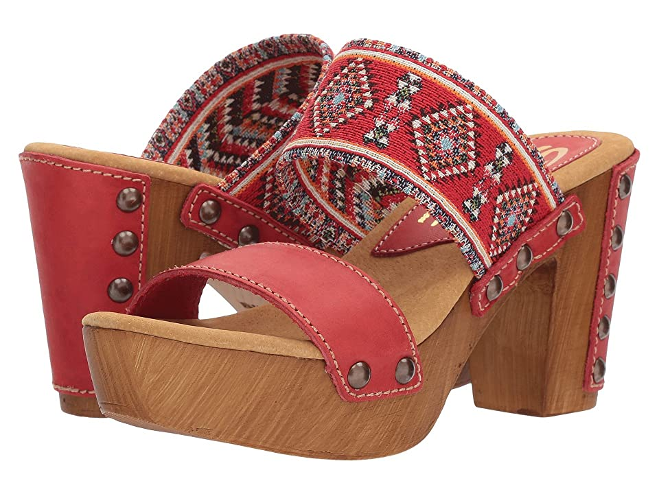 Sbicca Kashmir (Red Multi) Women