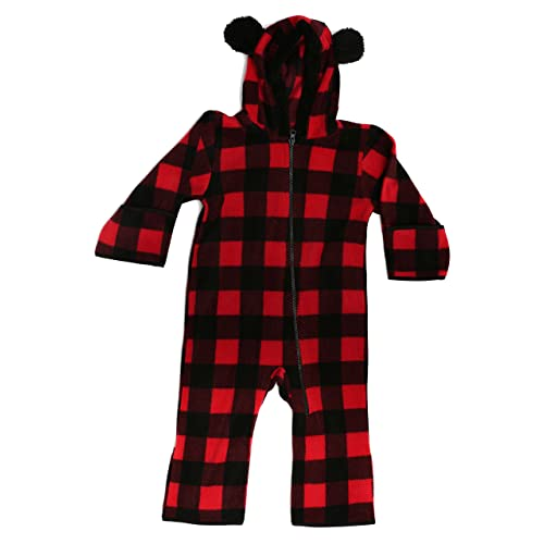 6121959fb9 At The Buzzer Baby Boys Fleece Pram Snowsuit Bunting