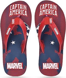 Avengers by toothless Boy's Flip-Flop Slipper