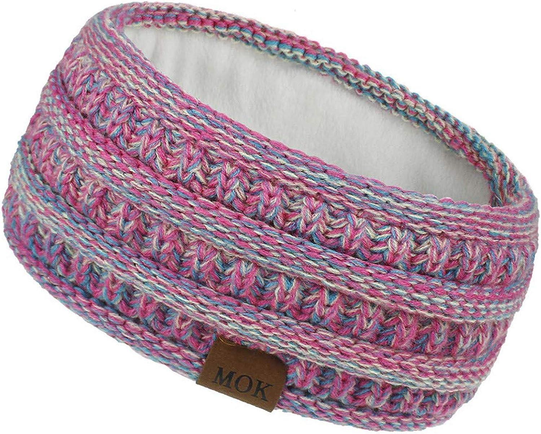 Women's Solid Head Hairband Bow Thermal Sweet Girls Sport Hair Hairband
