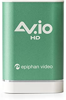 AV.io HD - Grab and Go USB video capture for VGA, DVI, and HDMI up to 1080p at 60 fps