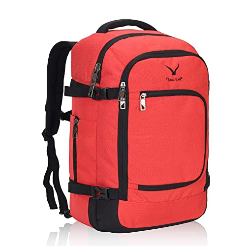 a1692c7517cb Veevan Backpack Cabin Flight Approved 40 Liter Carry On Bag Travel Business  Rucksack Hand Luggage 50