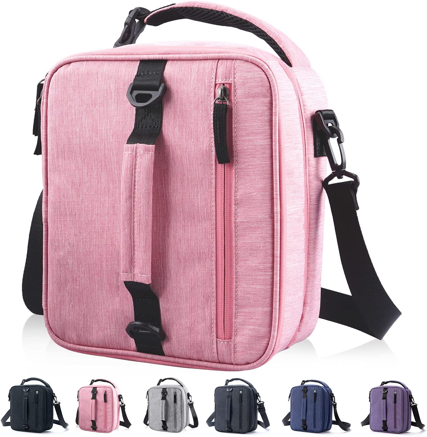 VENLING Insulated Lunch Bag for Women Excellent Box Men Free shipping Expandable w