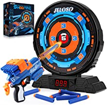 Sponsored Ad - JELOSO Shooting Game Toy for 5 6 7 8 9 10 11+ Years Old Kids Boys, Electronic Digital Shooting Targets with...