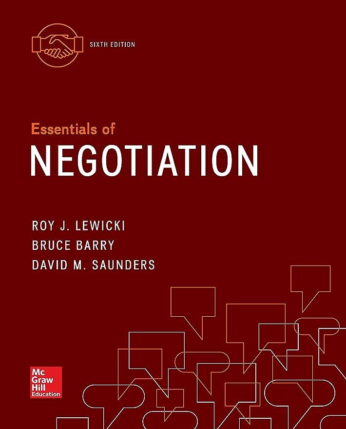 倍増びっくりした並外れたeBook Online Access for Essentials of Negotiation (English Edition)