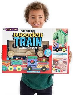 build a train